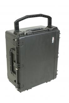 SKB 3iSeries Mil-Std Waterproof Recessed Wheeled Case