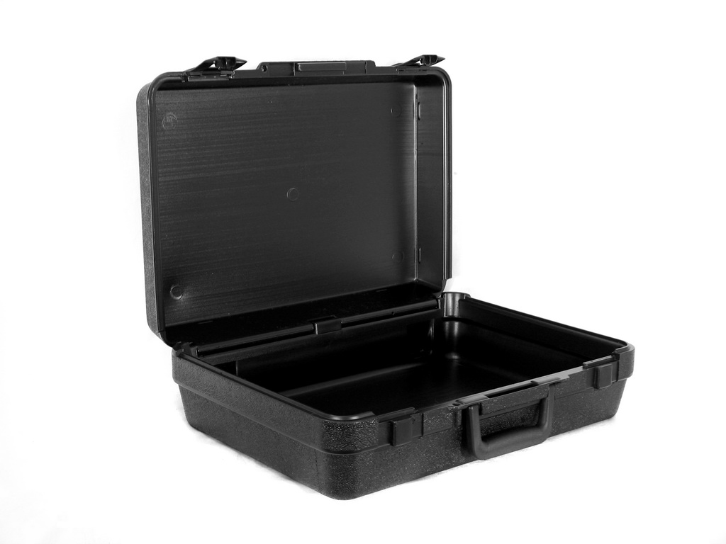 Blow molded budcase b15105 cases by source for Consul use cases
