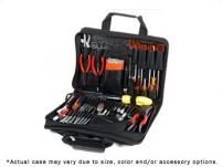 CH Ellis Field Supervisor Single Zipper Tool Case
