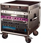 10U Gator Standard Rack Case to Nest with GRC Series (22.5 RD)