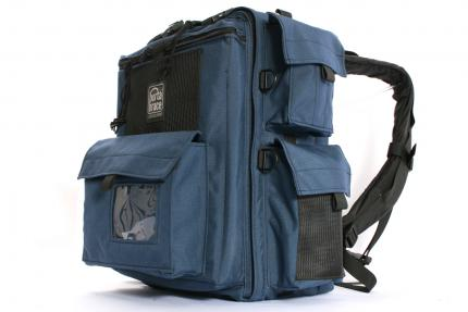 Portabrace Backpack Camera Case (Blue)