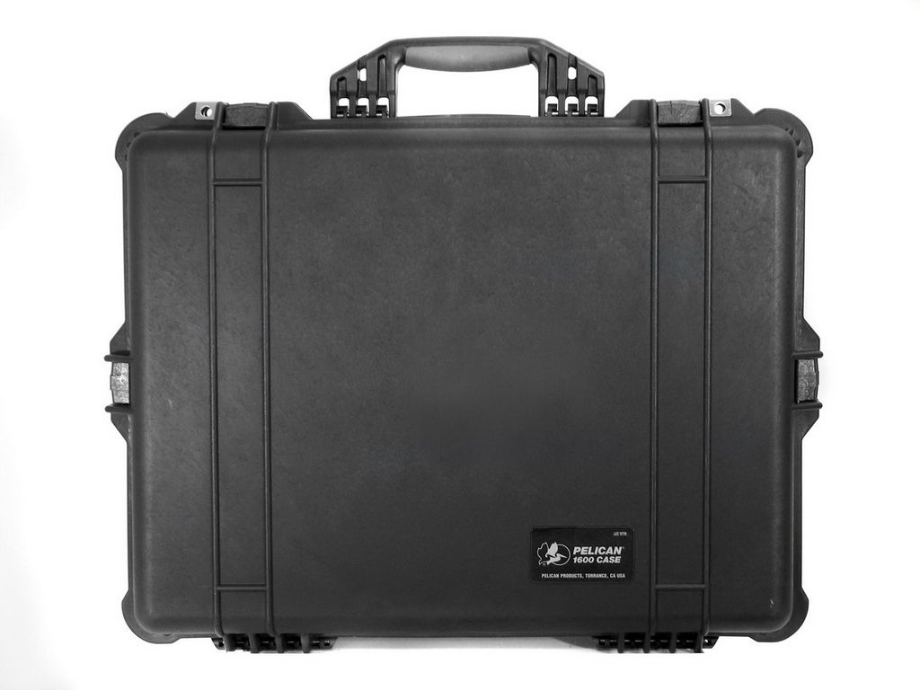 Pelican 1600 Medium Watertight Case Pc 1600 Cases By Source