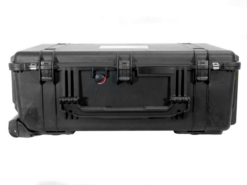 Pelican 1650 Recessed Wheeled Watertight Case Pc 1650 Cases By Source