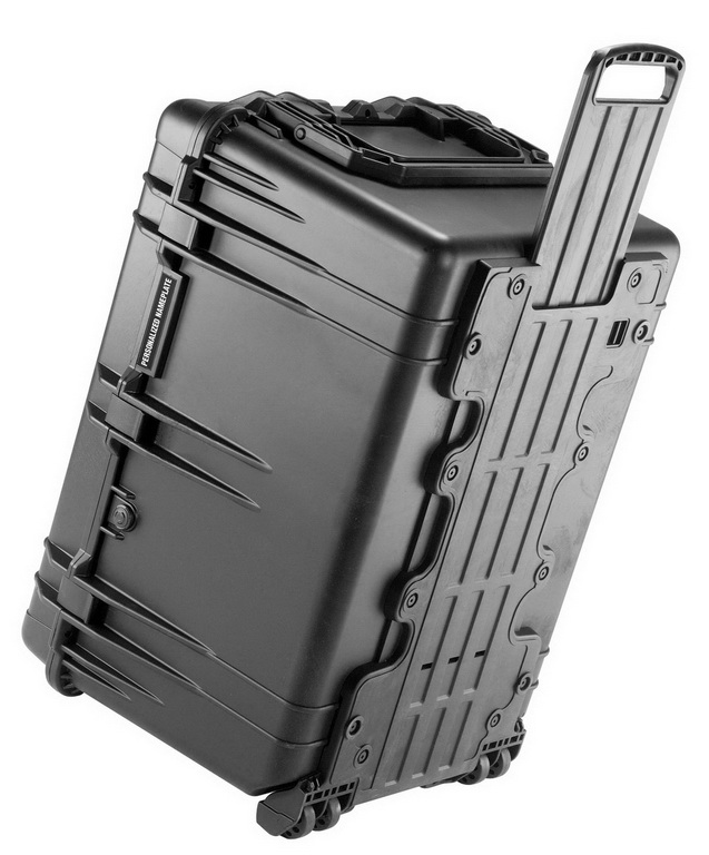 Pelican 1660 Recessed Wheeled Watertight Case Pc 1660 Cases By Source