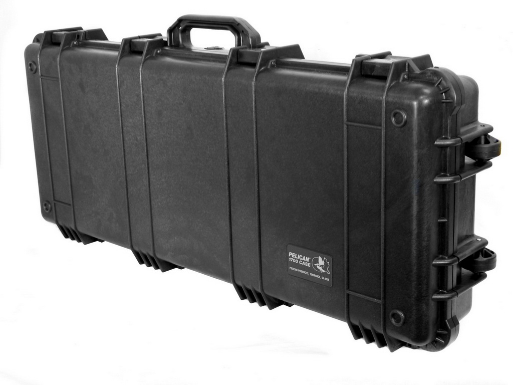 Pelican 1700 Recessed Wheeled Long Watertight Case Pc 1700 Cases By Source