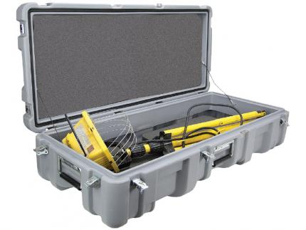 Stronghold 1436-7 Roto Molded Shipping Case