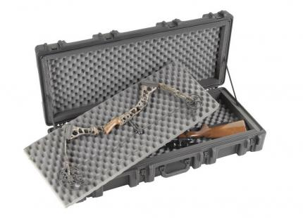 SKB Military Standard Weapons Case with Recessed Wheels