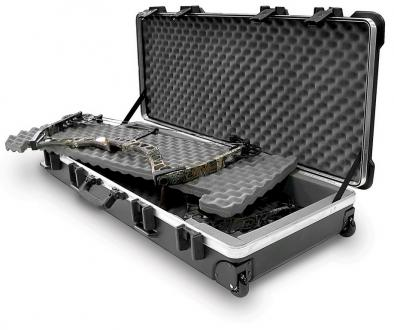 SKB Double Bow/ Bow Rifle Combination Case