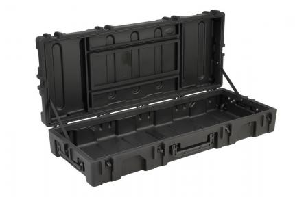 SKB Military Standard Case Empty with Recessed Wheels