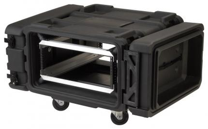 4U SKB Roto Shock Rack Case