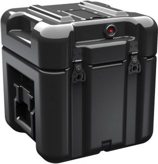 AL1010-0904 Roto Molded Single Lid Hardigg Case