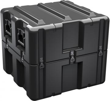 AL2423-0911 Roto Molded Single Lid Hardigg Case
