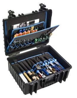 CasePro Genesis Waterproof Tool Case with Removable Pallets