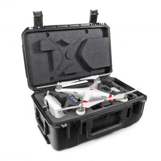 CasePro DJI Phantom 2 Quadcopter Carry-On Hard Case