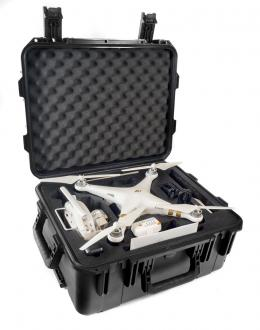 CasePro DJI Phantom 3 Drone Wheeled Hard Case
