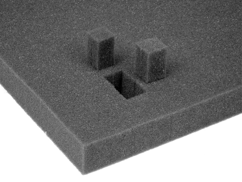 Soft Charcoal Ester Pick And Pluck Foam 2 Pack Fs04
