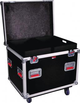 ATA Truck Pack Road Case with Casters