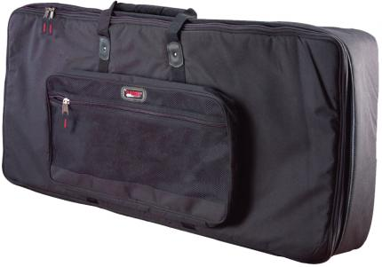 Padded Nylon Utility Bag with Interior Straps