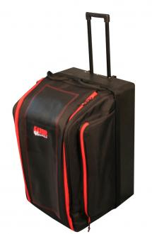 Rolling Bag with Roto Molded PE Foot