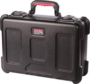 ATA Molded Utility Case with TSA Latches, Cubed Foam