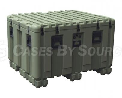 Pelican Hardigg IS4537-1103 Inter-Stacking Pattern Case