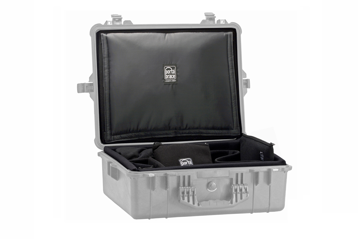 Portabrace Longlife Divider Kit Interior For Pelican 1650 Pb 1650dko Cases By Source