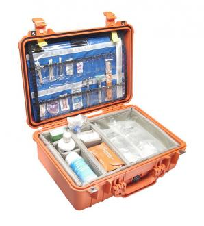 Pelican 1500 EMS Accessory Set (Lid Organizer and Divider Set)