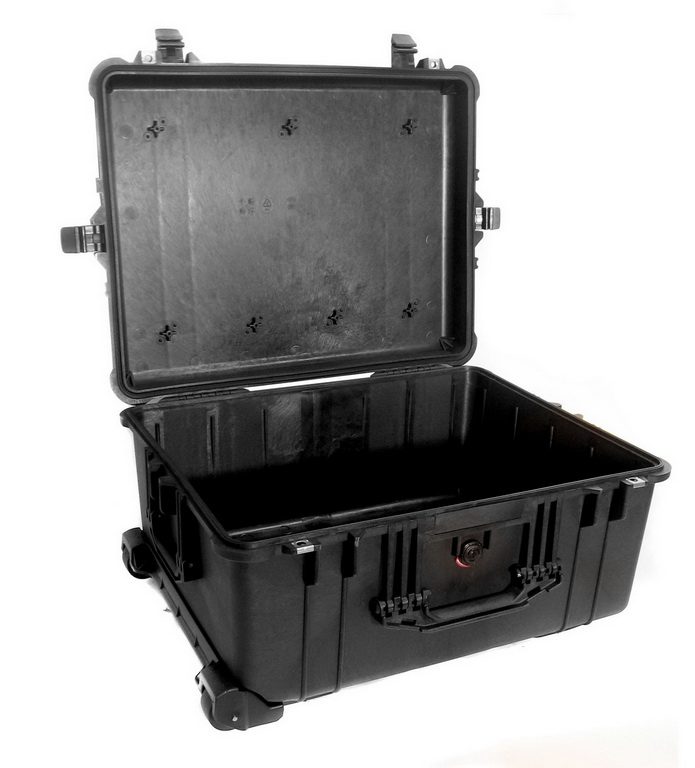 Pelican 1610 Recessed Wheeled Watertight Case Pc 1610 Cases By Source