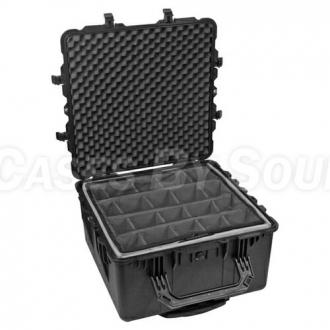 Pelican 1640 Recessed Wheeled Watertight Case