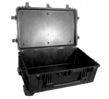 Pelican 1650 Recessed Wheeled Watertight Case