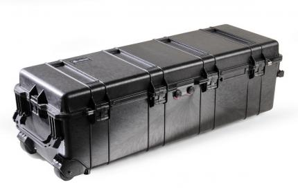 Pelican 1740 Recessed Wheeled Watertight Transport Case