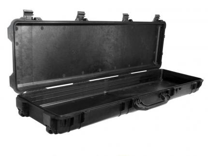 Pelican 1750 Recessed Wheeled Long Watertight Case