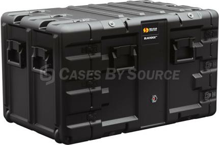 Pelican 9U BlackBox Rack Mount Case