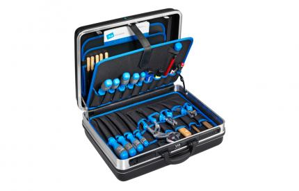 Heavy Duty Tool Case with Pocket Pallets
