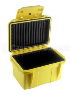 VersaCase Waterproof 406 UltraBox Yellow with Liner
