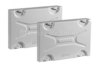 6U Lids for Military Shock Rack Housing