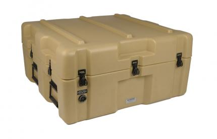 Zero Transitainer Roto Molded Shipping Case