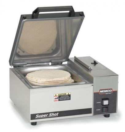 Nemco Countertop Food Steamers
