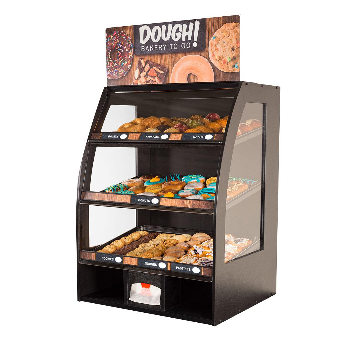 foodpros Bakery Case: Wide Countertop   FoodPros