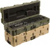 Hardigg M2 Machine Gun Receiver & Two Barrels Case