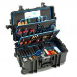 CasePro Genesis Jumbo Waterproof Tool Case with Removable Pallets and Wheels