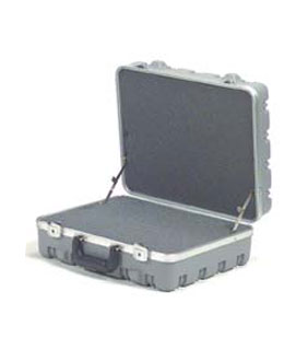 CH Ellis Gray Medium Duty Foam Filled Carrying Case