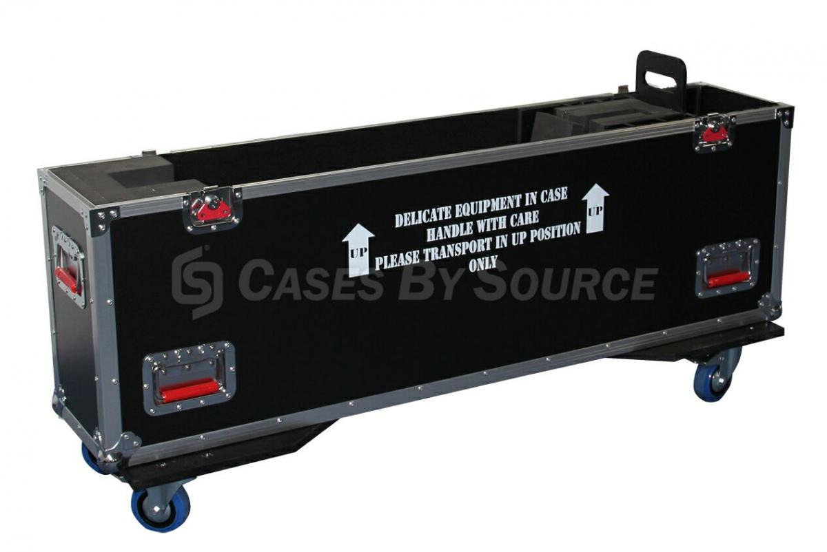 Ata Road Case With Casters For 37 To 43 Lcd Led Plasma