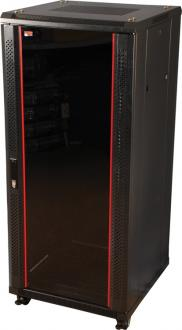 "27U, 31"" Deep Floor Standing Rack"
