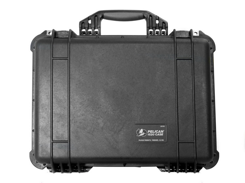 Pelican 1520 Medium Watertight Case Pc 1520 Cases By