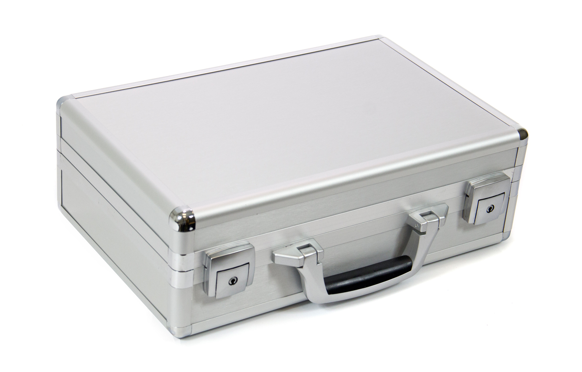 Smooth Aluminum Case 1493 Cases By Source