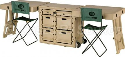 Hardigg Double Duty Field Desk
