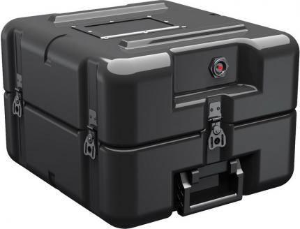 AL1413-0505 FlangeMount Roto Molded Single Lid Hardigg Case