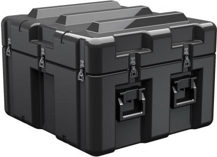 AL2624-1205 FlangeMount Roto Molded Single Lid Hardigg Case