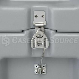 Lockable Cable Catch (Hinge Lid)